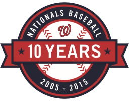 Nationals Baseball 10 years