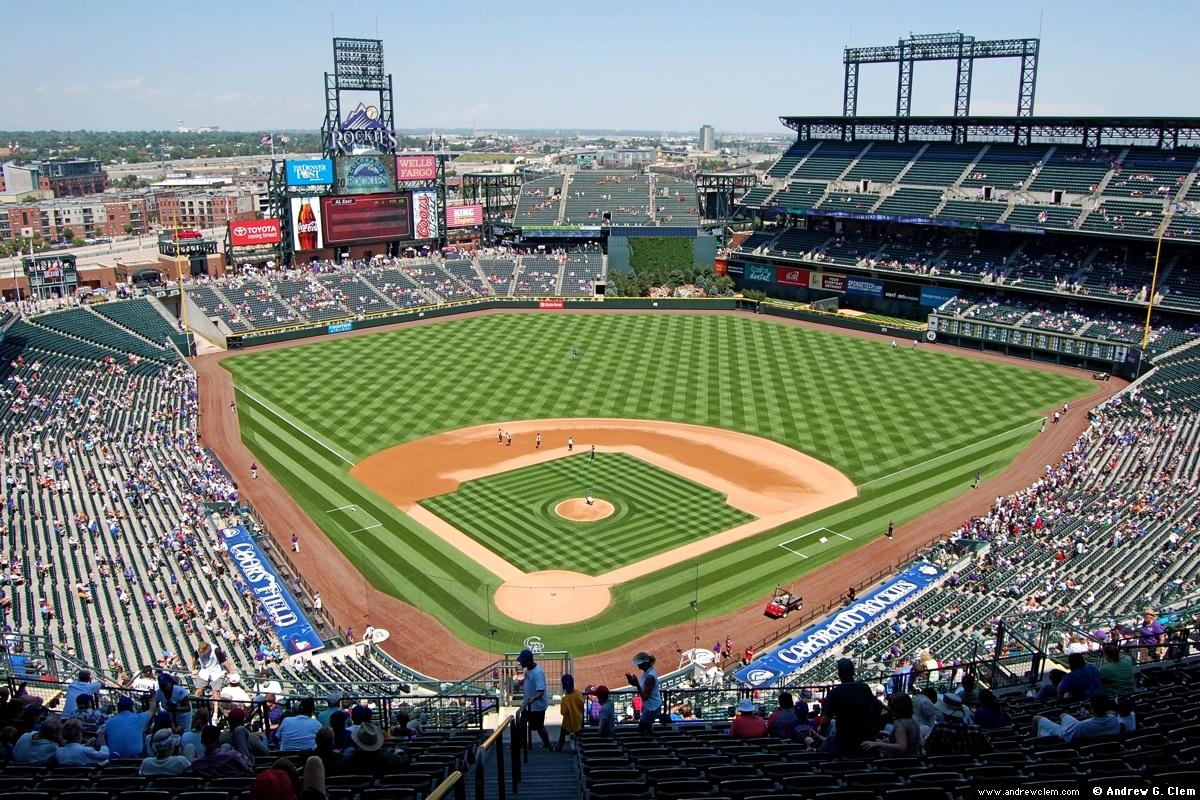 Coors Field Tours Denver