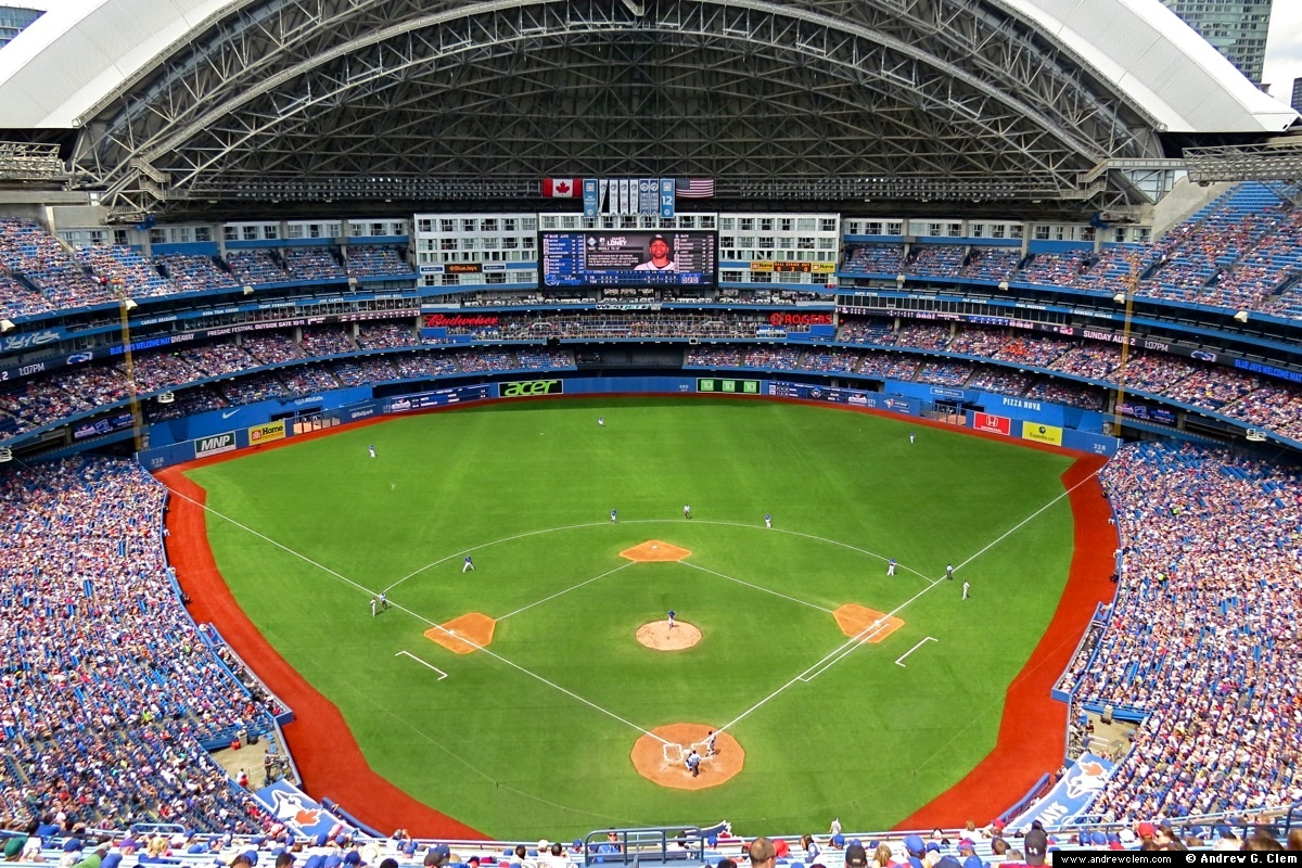 Clem S Baseball My Ballpark Visits