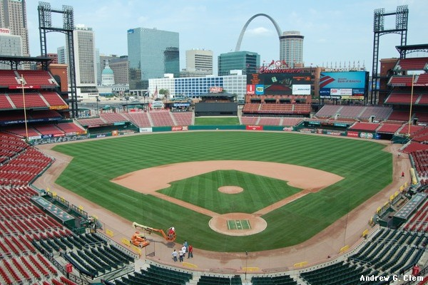 Busch Stadium III grand view