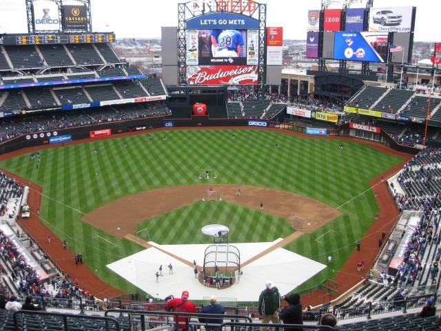 citi field shea stadium comparison essay