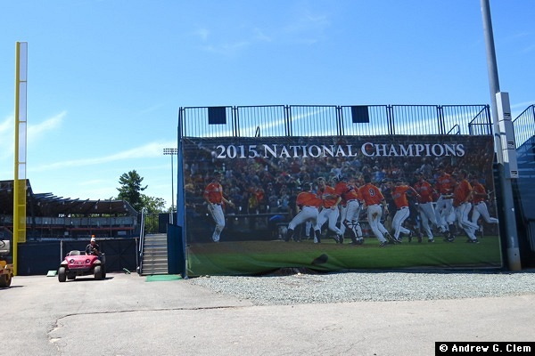 Davenport Field 2015 Nat. Champs