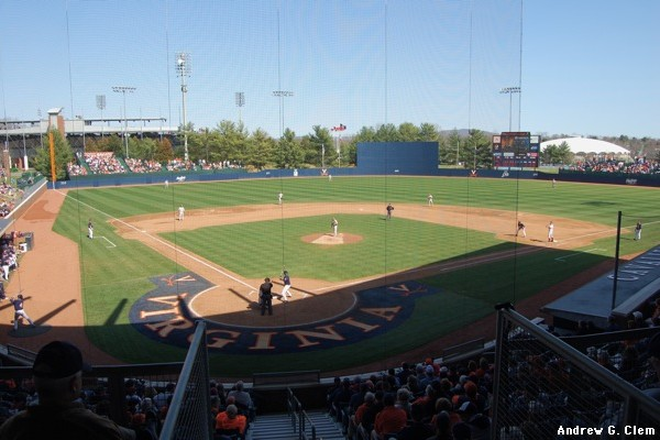 Davenport Field grand view