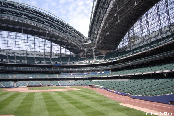 Clems Baseball Miller Park