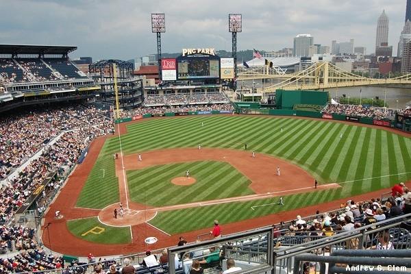 Clems Baseball PNC Park