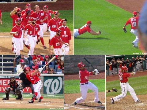 Nationals great moments