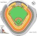 Clem's Baseball ~ Stadiums by Class
