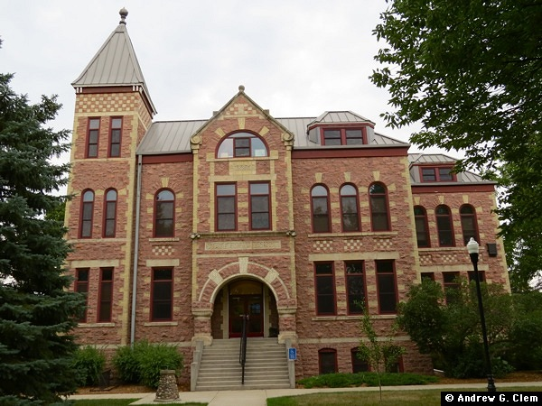 Dakota State University Beadle Hall