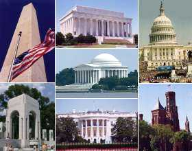 Washington montage